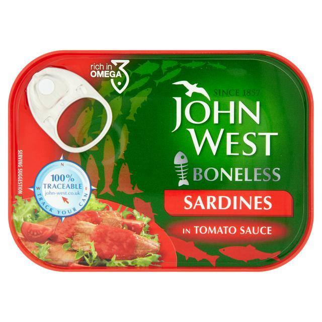 JohnWest Sardines In Tomato Sauce