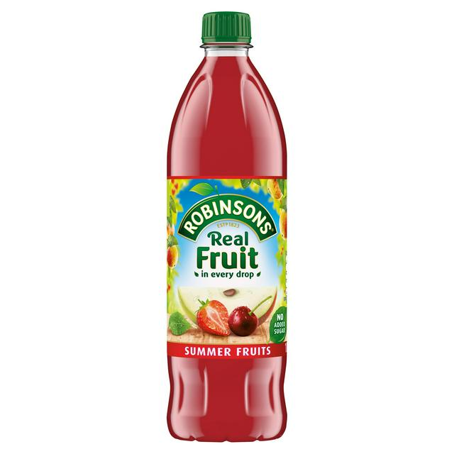 Robinsons Summer Fruits Dilute