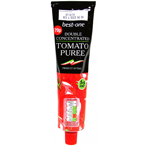 Best-one Double Concentrated Tomato Puree