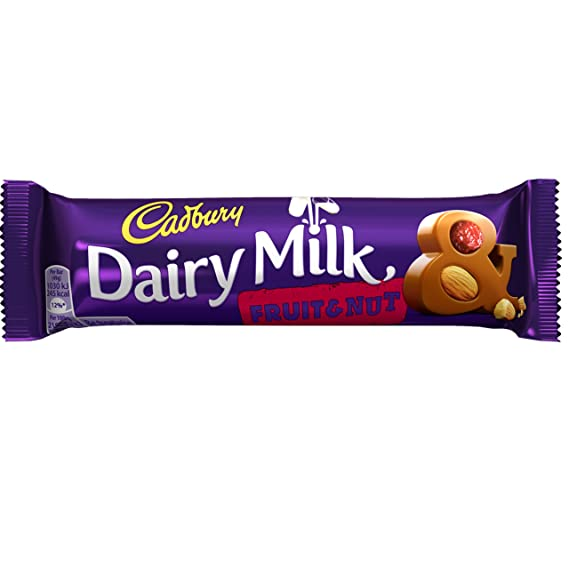 Cadbury Dairy Milk Fruit&Nut