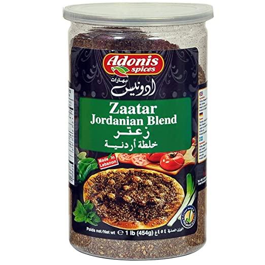 Adonis Zaatar Mix Jordanian Style