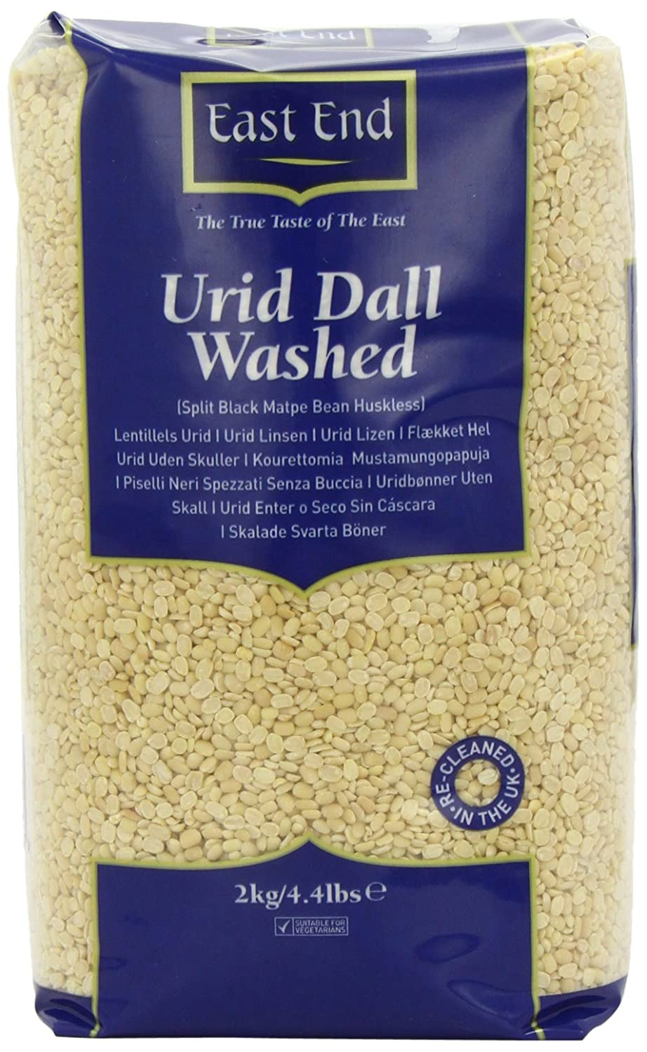 EastEnd Urid Dall Washed