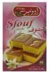 Sfouf cake mix