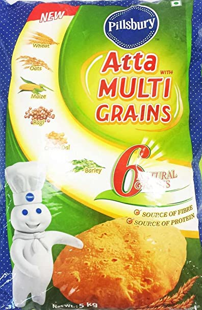PILLSBURY MULTIGRAIN ATTA