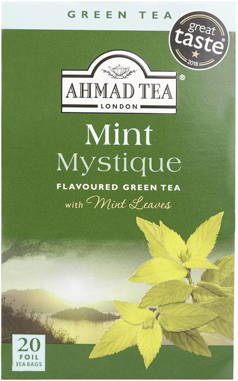 Ahmed mint mystique