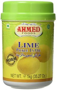 Ahmed foods Lime Pickle in Oil