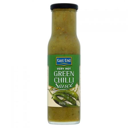 EastEnd Very Hot Green Chilli Sauce