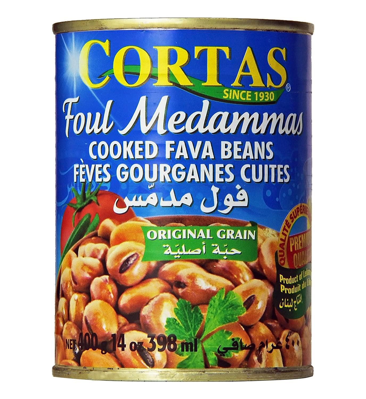 Cortas foul beans