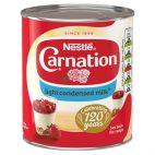 Nestle carnation light condensed milk