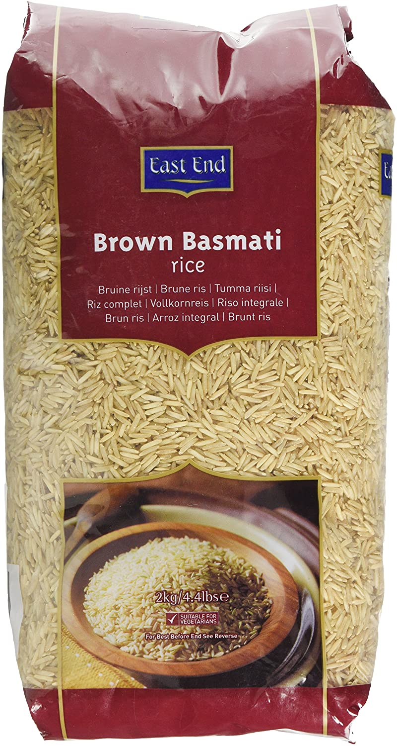 EAST END BROWN RICE