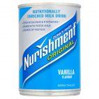 Nurishment Vanilla Milk