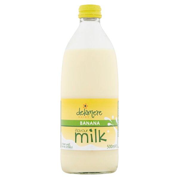 Delamere Banana Milk Sterlisied