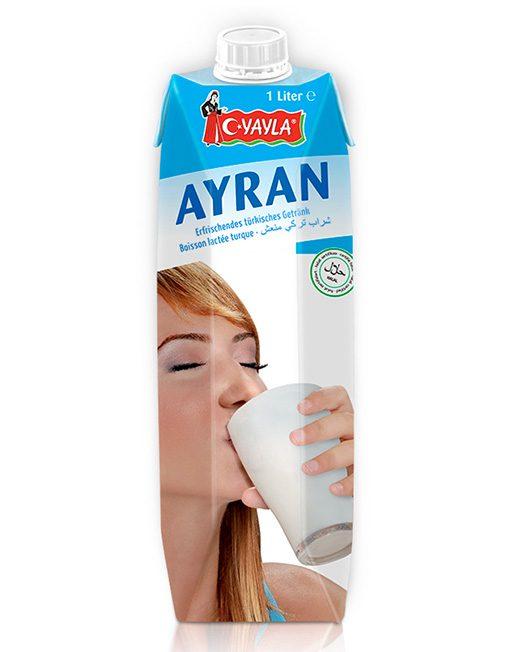 Yayla Ayran Lassi