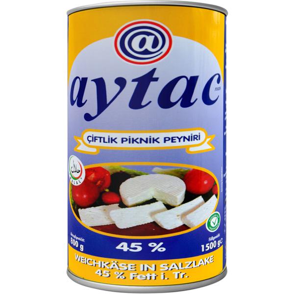 Aytac Feta Cheese 45%