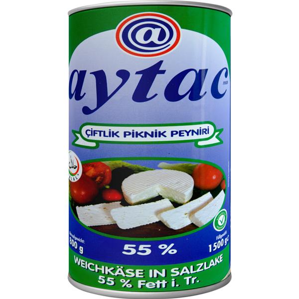 Aytac Feta Cheese 55%
