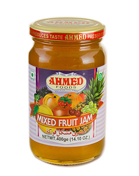 Ahmed mixed fruit jam