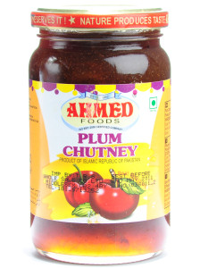 Ahmed Foods Plum Chutney