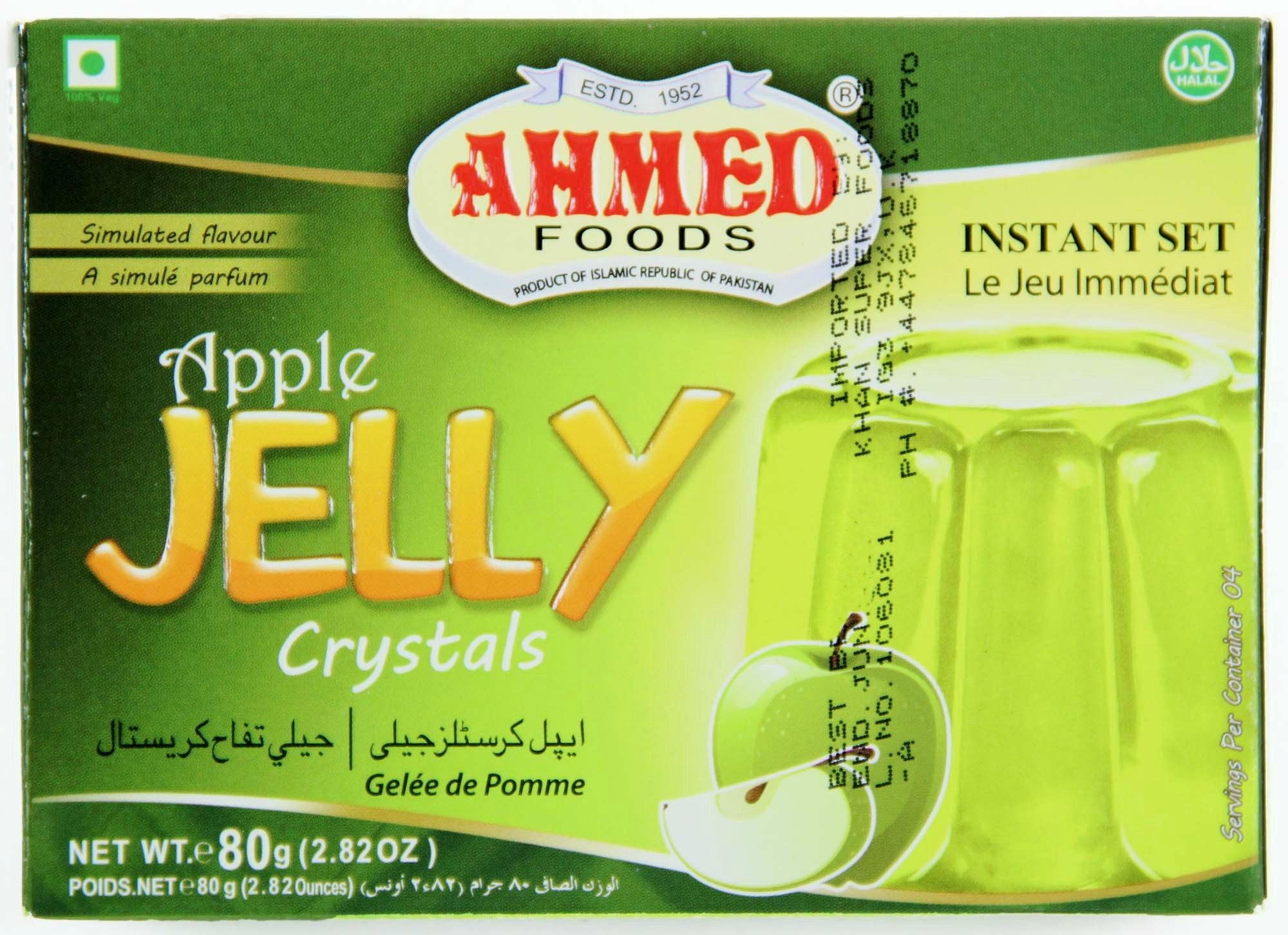 Ahmed Foods Jelly Crystals
