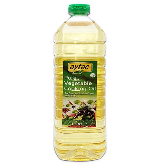 Aytac Pure Vegetable Cooking Oil