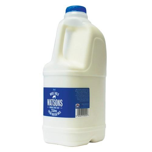 Watsons Fresh Whole Milk