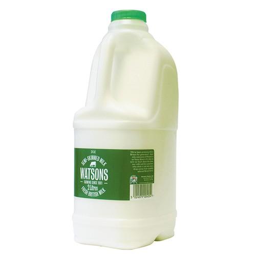 Watsons Semi-Skimmed Milk