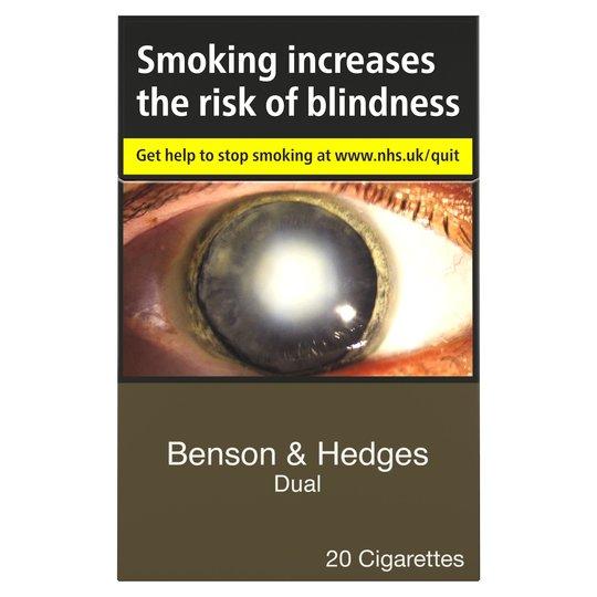 Benson & Hedges Dual