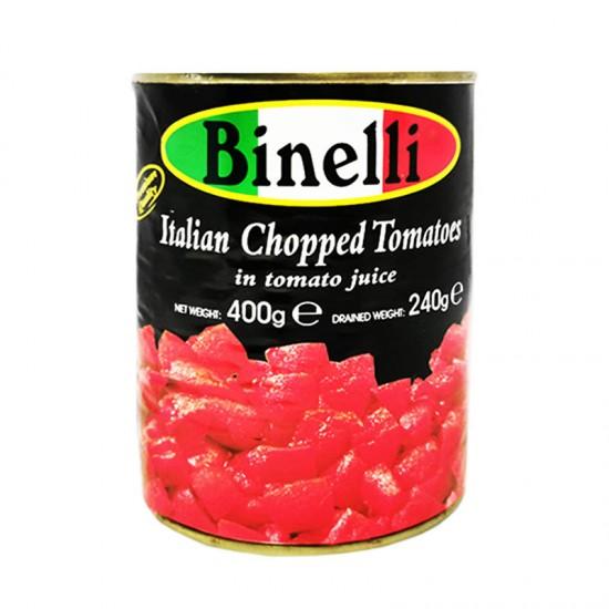 Binelli italian chopped tomatoes