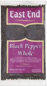 EastEnd Black Pepper Whole