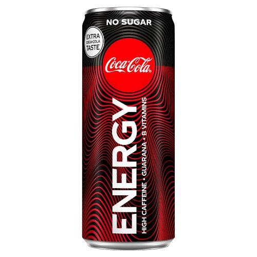 Coca Cola Energy Drink
