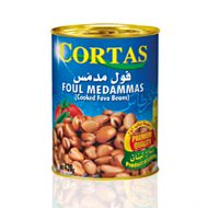 Cortas foul medammes Egyptian