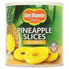Delmonte pineapple slices