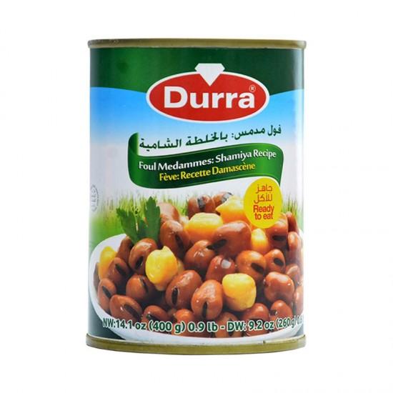 Durra foul medammes shamiya recipe