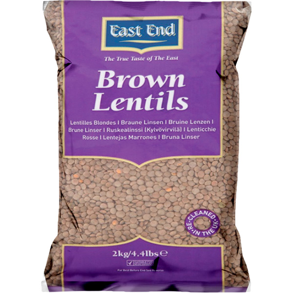 EastEnd Brown Lentils