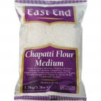 EAST END CHAPPATI FLOUR MEDIUM