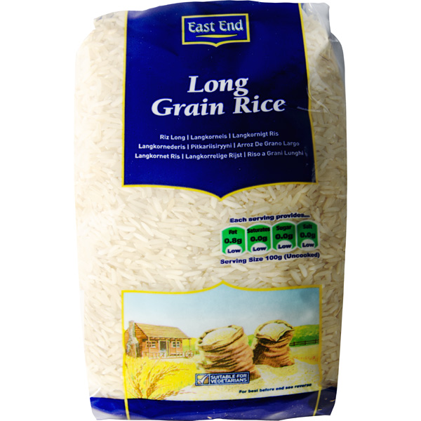 EAST END LONG GRAIN RICE