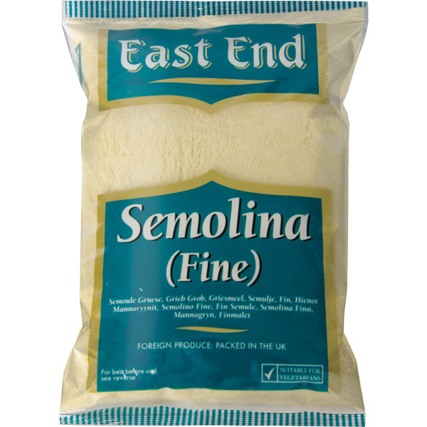 EastEnd Semolina (Fine)