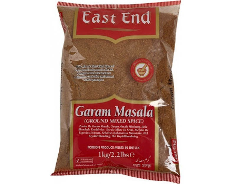 EastEnd Garam Masala (Ground Mixed Spice)