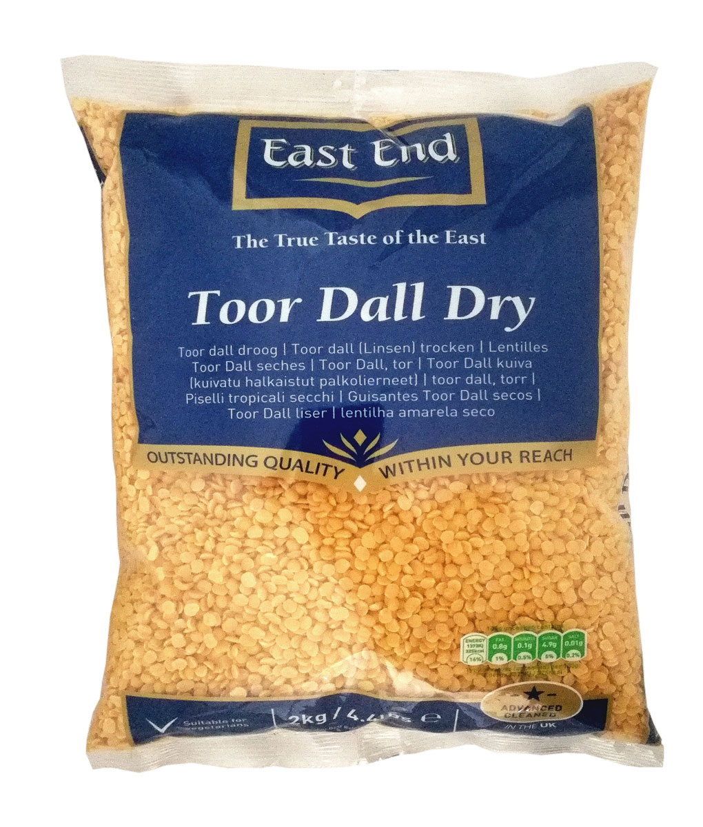 EastEnd Toor Dall Dry