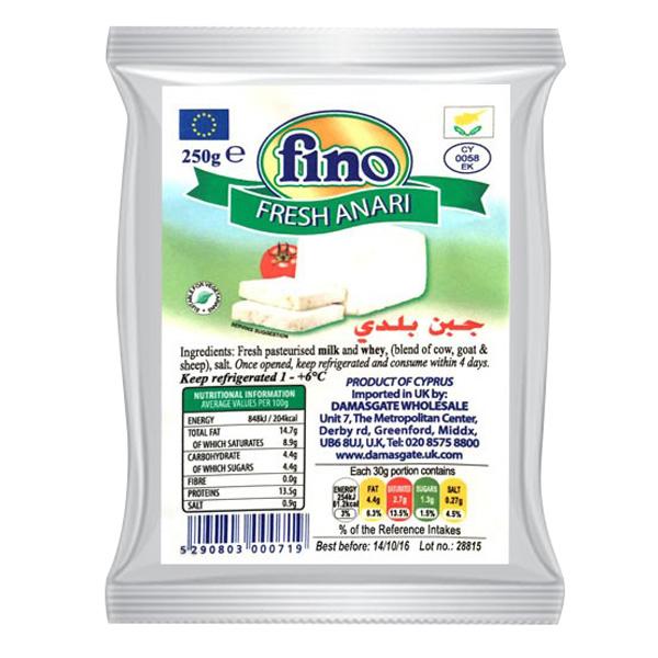 Fino Fresh Anari Cheese