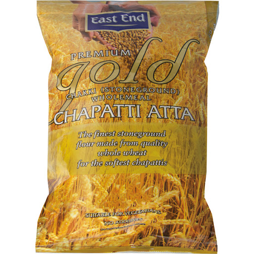 EAST END GOLD CHAPPATI ATTA