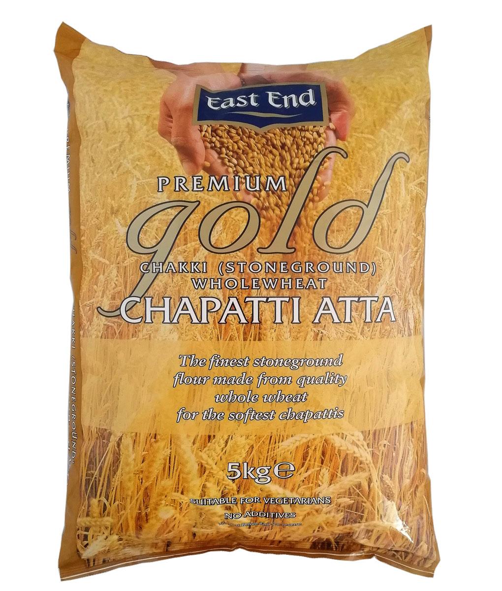 EAST END GOLD CHAPPATI ATTA