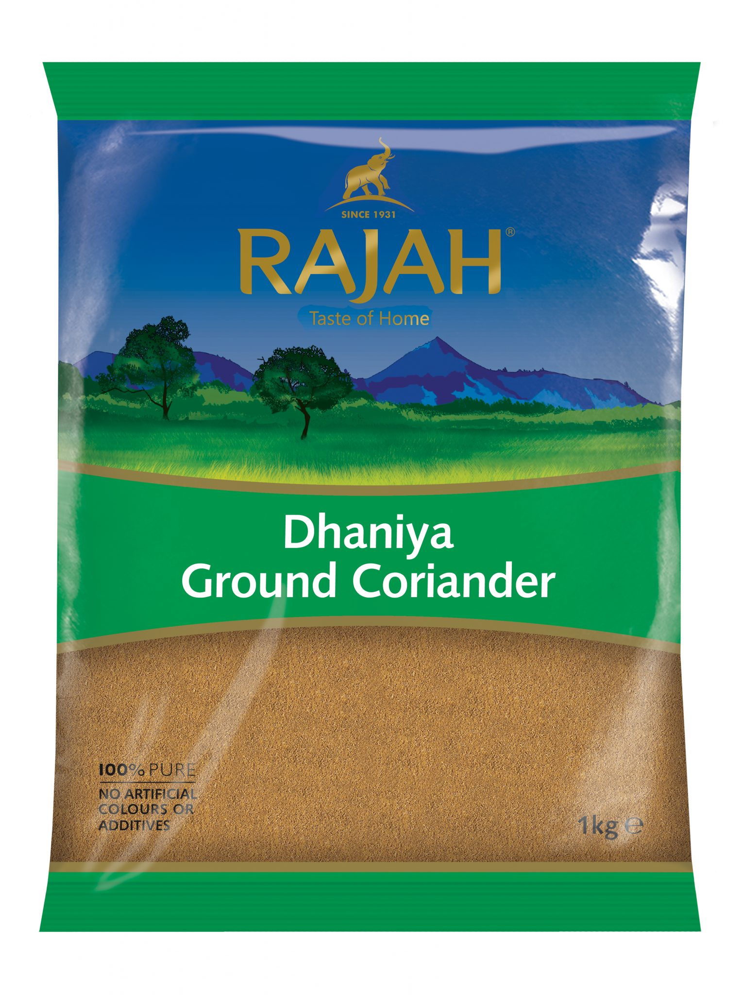 Rajah Dhaniyah Ground Coriander