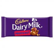 Cadbury Dairy Milk Fruit&Nut