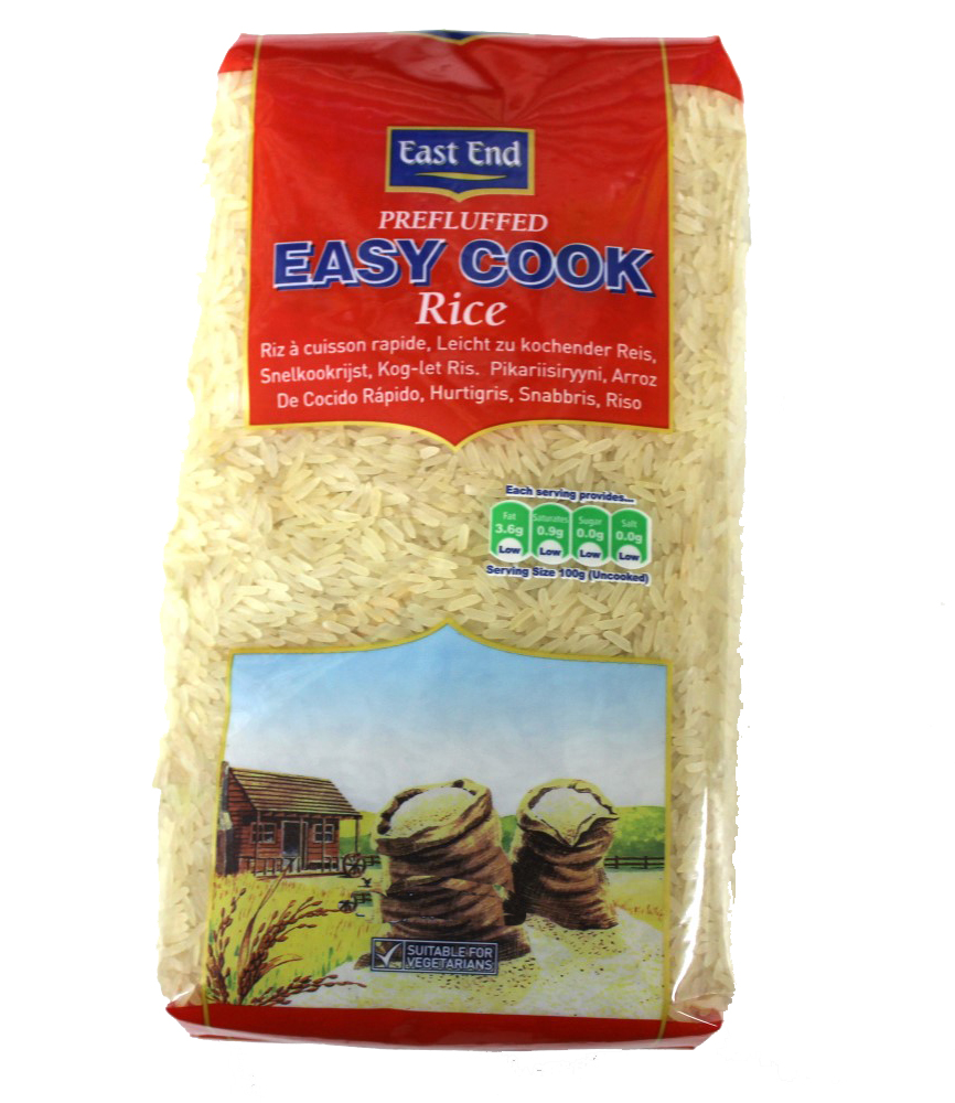 EAST END EASY COOK RICE