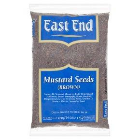 EastEnd Mustard Seeds Brown