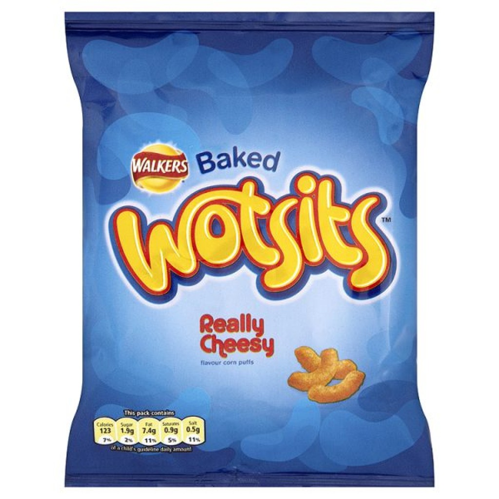 Walkers Cheese Wotsits