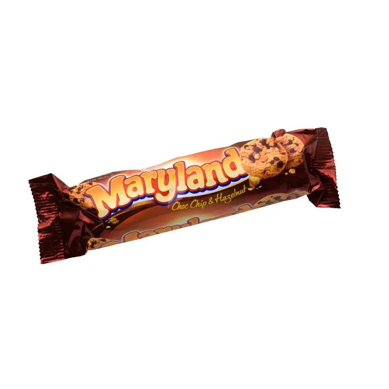 Maryland cookies choc chip hazelnut