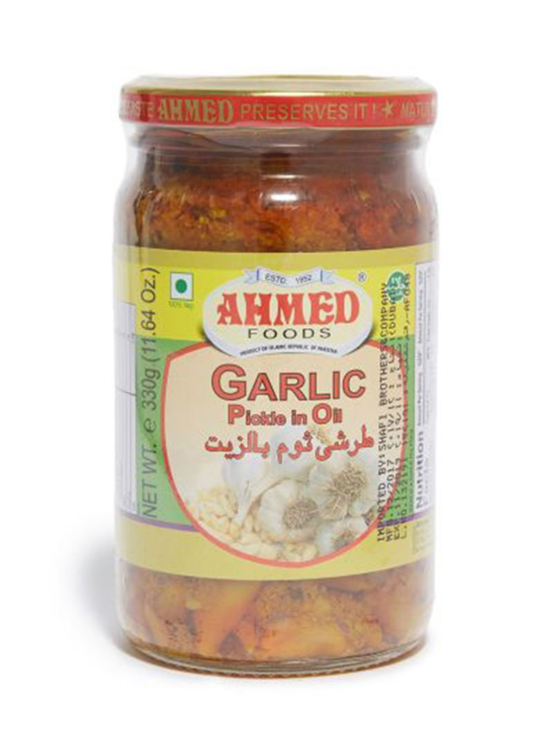 Ahmed foods Garlic Pickle in Oil