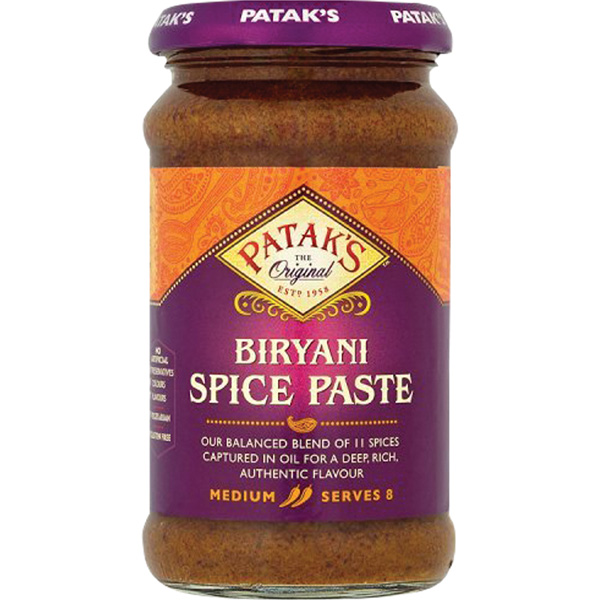 Patkas Biryani Spice Paste