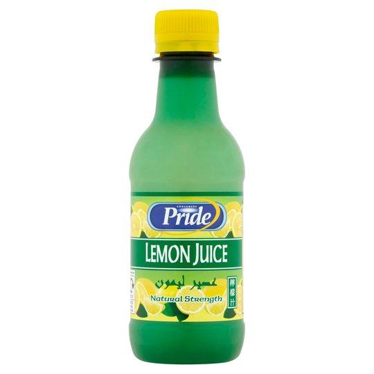 Pride Lemon Juice